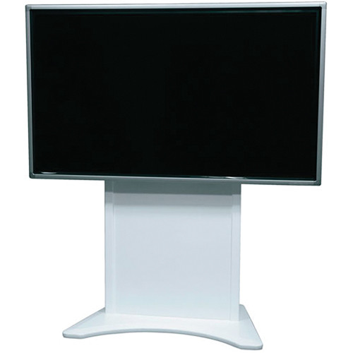 Middle Atlantic FlexView Series FVS-800ES-WH Stationary Electric Lift Display Stand (White)