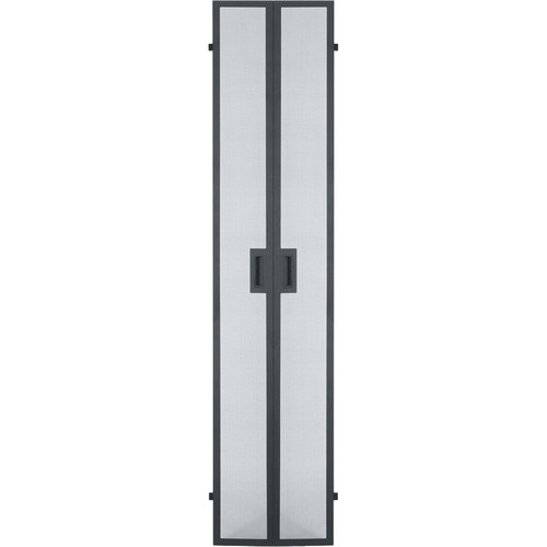 Middle Atlantic GCLVFRD-44 Vented Split Front / Rear Door for GRK Series Racks (44 RU)