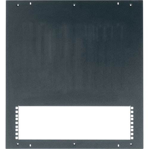 """Middle Atlantic Solid Top for GRK Series Racks (24""""-Deep, Black)"""