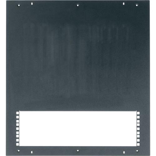 """Middle Atlantic Solid Top for GRK Series Racks (42""""-Deep, Black)"""