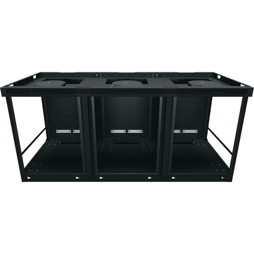Middle Atlantic IC5-FF27-3 3 Deep Bay Furniture Frame