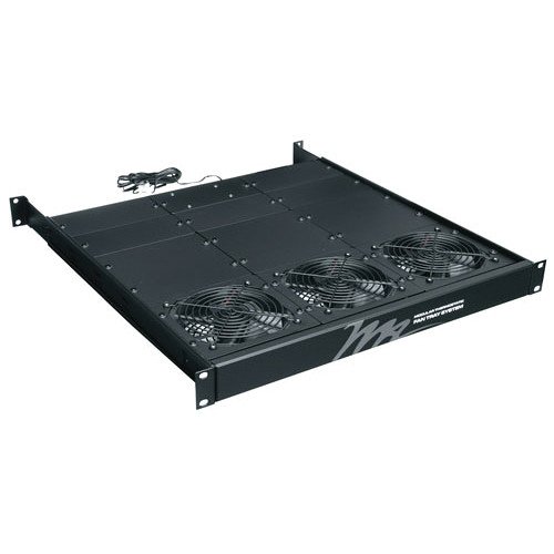 Middle Atlantic IFTA-3 Fan Tray for Rack Cooling Systems