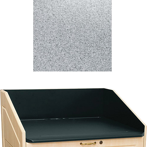 "Middle Atlantic L5 Traditional Finishing Kit, Flat Top (Pepperstone, 23"")"