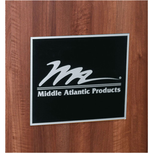 Middle Atlantic Custom Aluminum Logo for L5 Series Lecterns