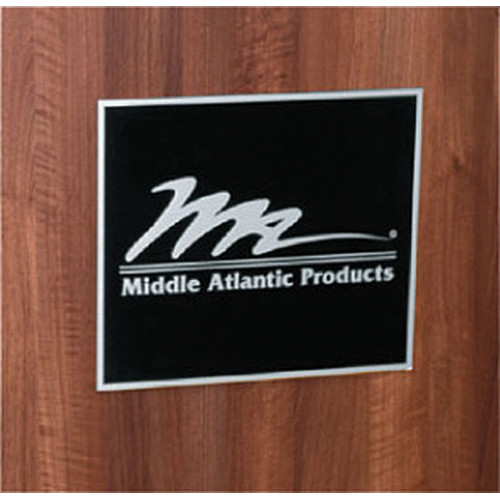 Middle Atlantic Custom Laser Logo for L5 Series Lectern (Aluminum)