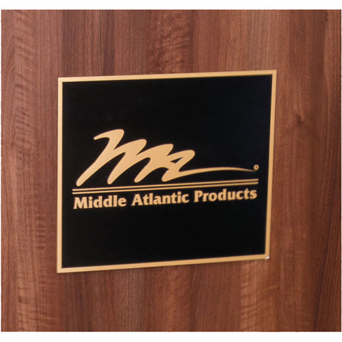 Middle Atlantic Custom Bronze Logo for L5 Series Lecterns