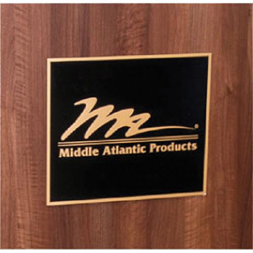 Middle Atlantic Custom Laser Logo for L5 Series Lectern (Bronze)