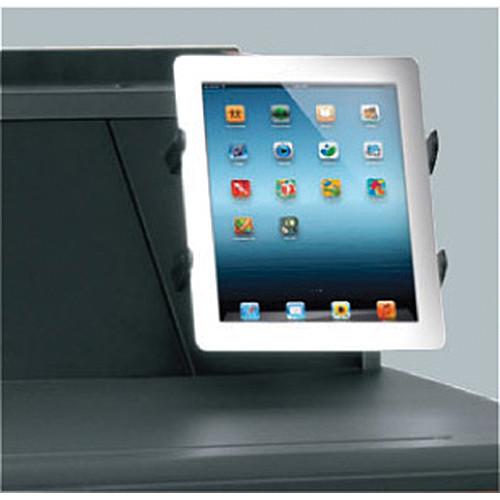 Middle Atlantic L5-TABLETMT Articulating Tablet Mount for Tablet-Style Devices (Black)