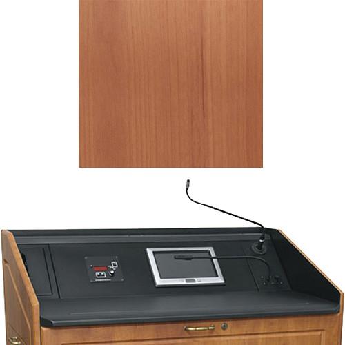 "Middle Atlantic L5 Turret Lectern Wood Finishing Kit for Presenter's Panel Frame (Contemporary, Honey Maple, 43"" width)"