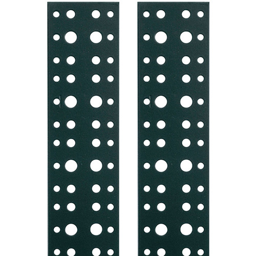 Middle Atlantic Essex Lacing Strips, 12 Rack Units, 2 Pack