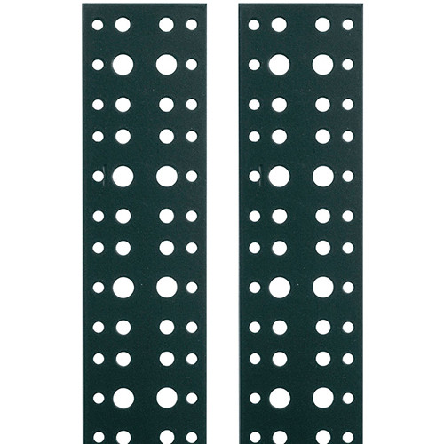 Middle Atlantic Essex Lacing Strips, 18 Rack Units, 2 Pack