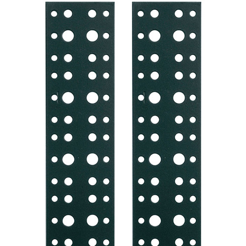 Middle Atlantic Essex Lacing Strips, 27 Rack Units, 2 Pack
