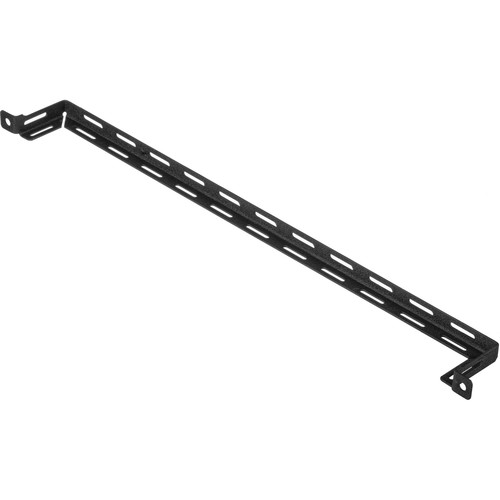 "Middle Atlantic LB-2A-4PK Essex Horizontal Lacer Bars (Set of 4, L-Shaped, 2"" Offset)"