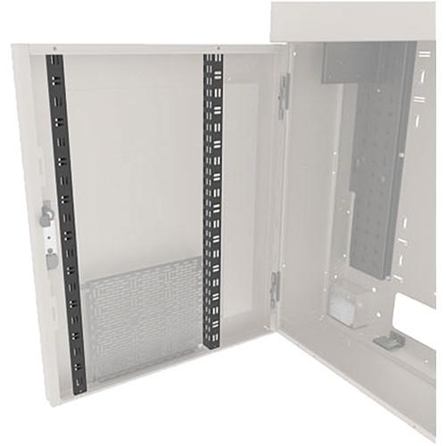 """Middle Atlantic VWM Series Lever Lock Front Door Kit for 36"""" Solid / 42"""" Split Doors"""