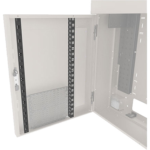 """Middle Atlantic VWM Series Lever Lock Front Door Kit for 42"""" Solid Doors"""