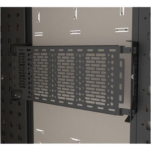 Middle Atlantic VWM Series Lever Lock Back Pan Kit