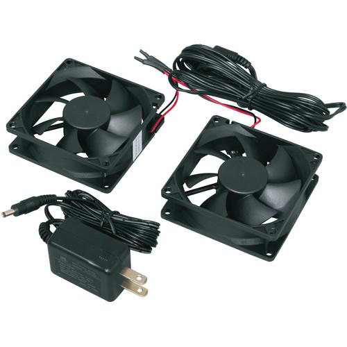 Middle Atlantic Fan Kit for MFR Series Mobile Furniture Rack (115V)