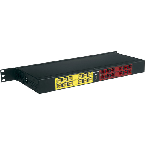 Middle Atlantic 300W DC Power Distribution with 12V and 24V Outputs