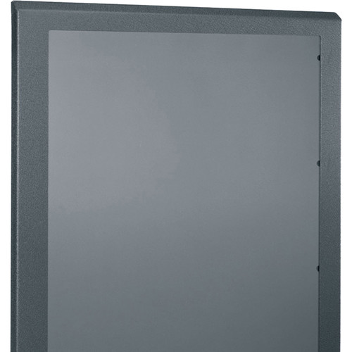 Middle Atlantic 28W/24-Space Plexi Front Door