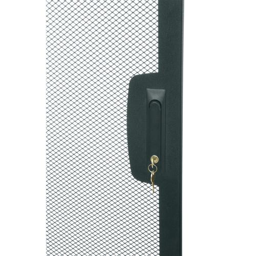 Middle Atlantic PFD-WMRK-45 Plexi Front Door for WMRK-45 Multi-Vendor Server Enclosure