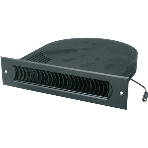 Middle Atlantic 50 CFM DC Blower Panel for RFR Series Furniture Rack (120V)