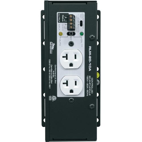 Middle Atlantic MPA Module, MRLM-20A Controlled Remote Power Module (Standalone)