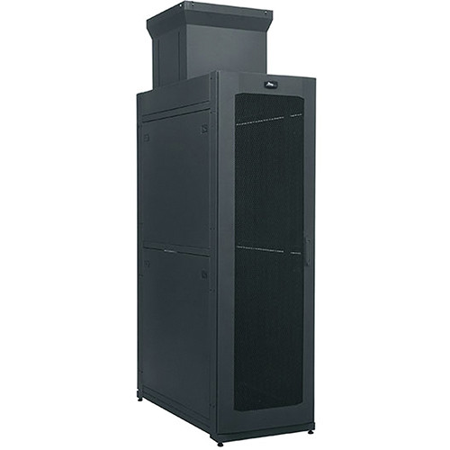 "Middle Atlantic SNE 45-Rack 24x36"" Digital Security Network Enclosure w/Passive Cooling (Chimney Top)"