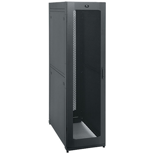 "Middle Atlantic SNE 42-Rack 24x42"" Hybrid Security Network Enclosure w/Top Active Ventilation"