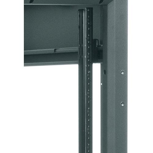 Middle Atlantic MRK Series 45-Space Cage Nut Rackrail