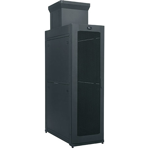 "Middle Atlantic SNE 42-Rack 27x48"" Digital Security Network Enclosure w/Passive Cooling (Chimney Top)"