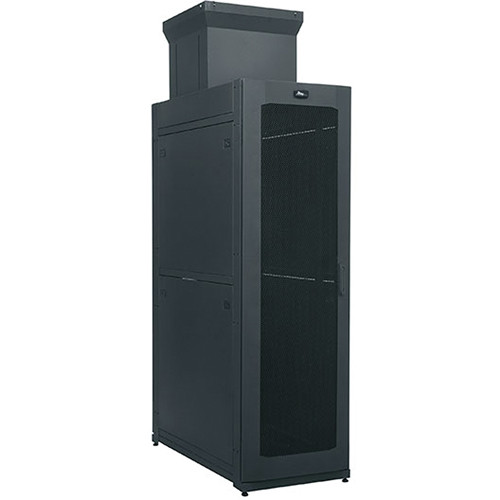 "Middle Atlantic SNE 42 Rack 48"" Digital Security Network Enclosure w/Passive Cooling (Chimney Top)"