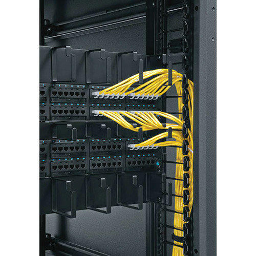 Middle Atlantic Vertical Cable Fingers, 24 RU
