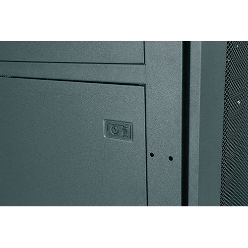 "Middle Atlantic Side Panel for 42""D SNE Rack (24 RU, Pair)"