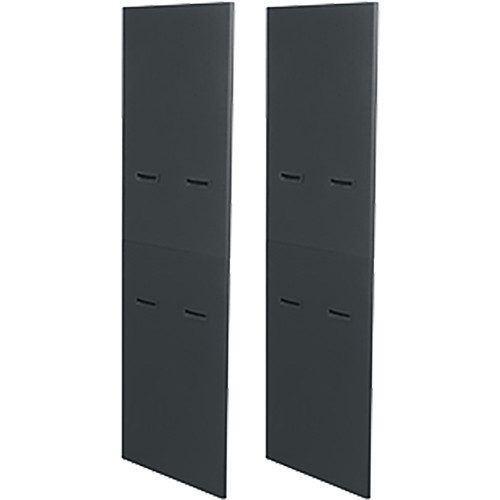 """Middle Atlantic Side Panels for 44-Space 26-27"""" Rack (Pair) (Gray Texture)"""