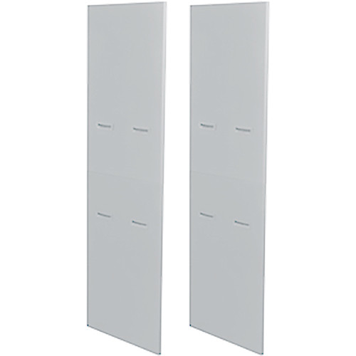 """Middle Atlantic Side Panels for 44-Space 42-43"""" Rack (Pair) (White)"""
