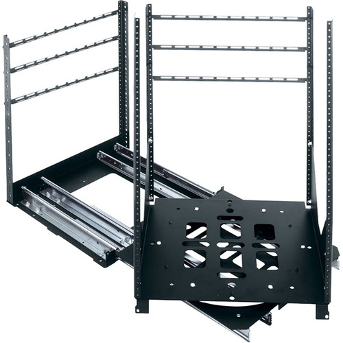 Middle Atlantic Rotating Pull-Out Rack Systen/11-Space