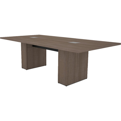 Middle Atlantic T5 Conference Table, Sota Style 8' with Self Edge (5th Ave Elm HPL)