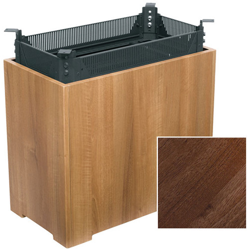 Middle Atlantic TechPed Finishing Kit for Technology Pedestal Frame (Dark Pecan, 25)
