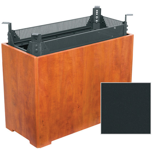 Middle Atlantic TechPed Finishing Kit for Technology Pedestal Frame (Slate, 30)