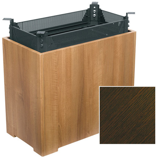 Middle Atlantic TechPed Finishing Kit for Technology Pedestal Frame (Wenge, 25)