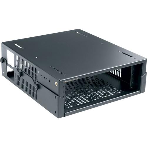 Middle Atlantic UTB Series Universal TechBox for Equipment Mounting (Half-Rack Width)