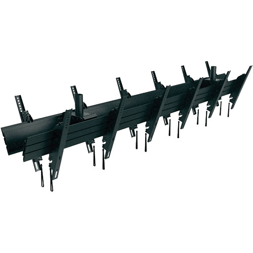 Middle Atlantic VDM 3x1,Back-to-Back Ceiling Mount