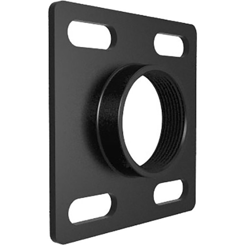 Middle Atlantic VDM Series 4x4 Plate Ceiling Adapter (Black)