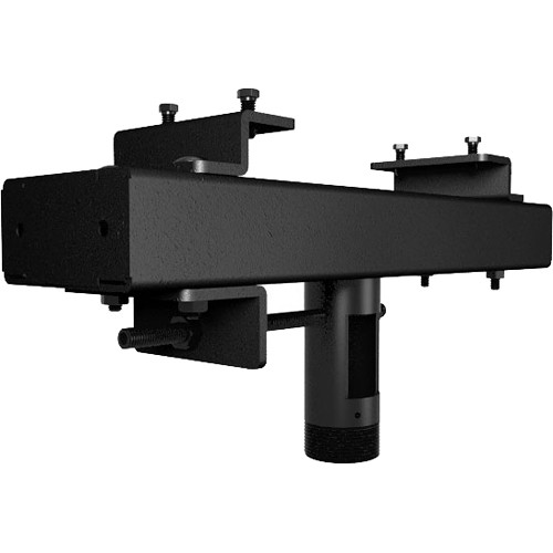 Middle Atlantic VDM Series I-Beam Ceiling Adapter (Black)
