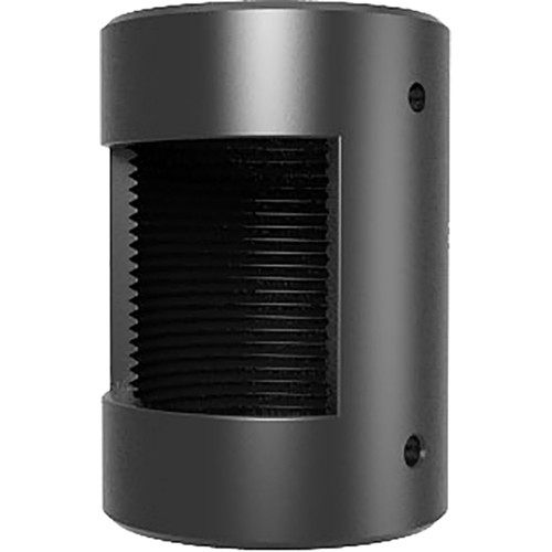 Middle Atlantic VDM Series Open Face Extension Coupler (Black)