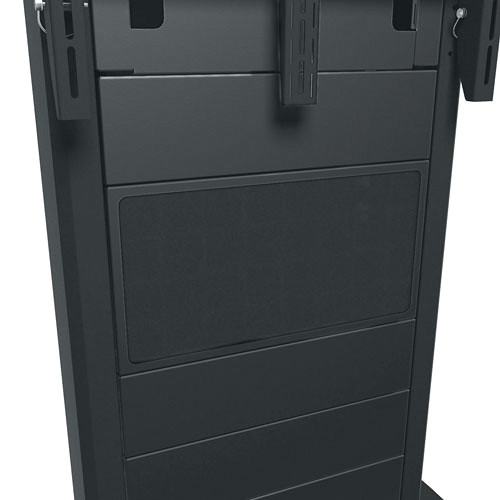 """Middle Atlantic Speaker Shelf for VTC Presentation Carts (11"""", black)"""