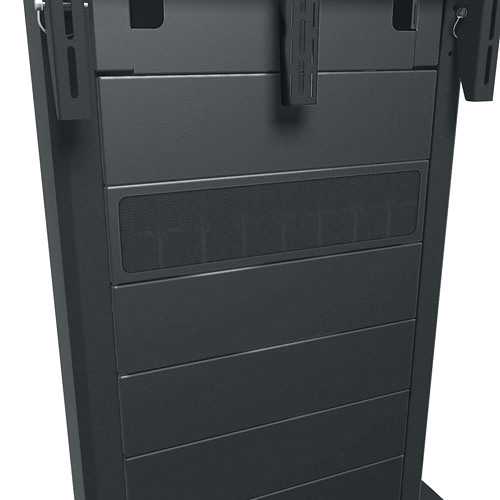 """Middle Atlantic Speaker Shelf for VTC Presentation Carts (5.5"""", black)"""