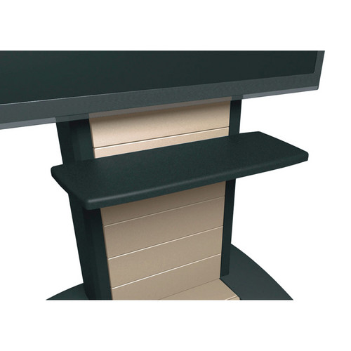 Middle Atlantic Accessory Shelf for VTC Presentation Cart (Slate)