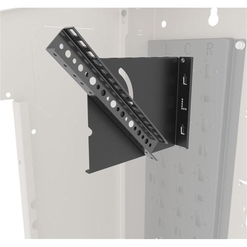 Middle Atlantic VWM Series 2-Space Pivoting Rail and Mounting Bracket Kit