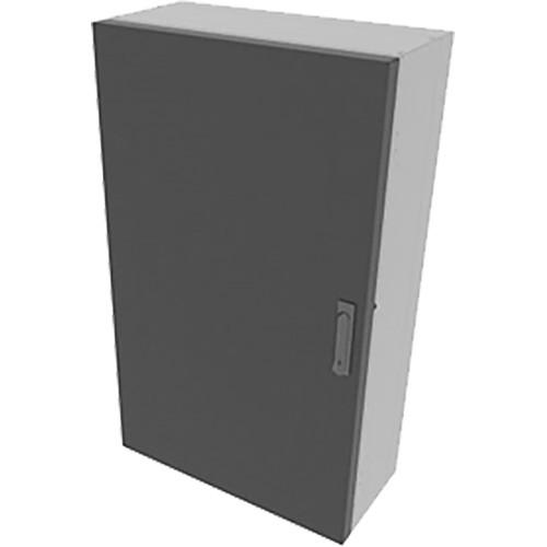 "Middle Atlantic VWM Series Solid Full Door, Fits 36"" High Models - U (Black Finish)"